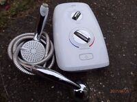 Electric shower Mira Enthuse 9,5 kW