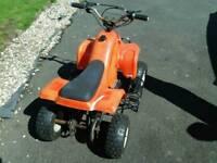 Quad spares or repair