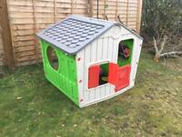 Chad Valley Wendy House - Play House.
