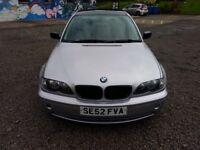 BMW 320d saloon