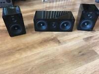 Gale 100w 3.0 Surround Sound hifi Speakers 🔊