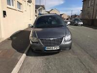 Chrysler grand voyager limited xs 3.3 petrol stow and go