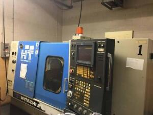 HITACHI SEIKI HT 23J CNC TURING CENTER, Made in USA