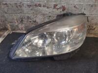 Mercedes W204 204 C Class Left passengers side nearside Headlight lamp