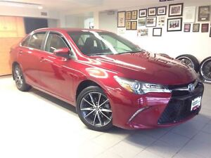 2015 Toyota Camry XSE 1 OWNER LOCAL TRADE!!!