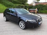 **CRACKING EXAMPLE+AUDI A3 SPECIAL EDITION TDI 1.9 DIESEL 5 DOOR (2007 YEAR)**