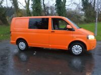 VW T5 rac T32 140 Bhp,tailgate, 2012 12 camper orange swap part ex p/x NO VAT