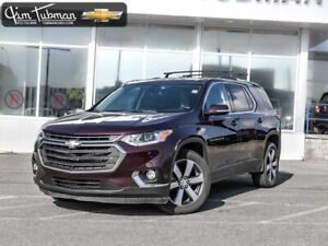 2018 Chevrolet Traverse 3LT ***SHOWROOM CONDITION***