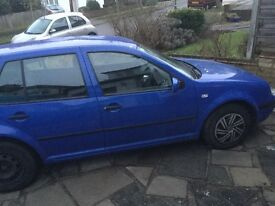 Volkswagen golf AUTOMATIC £950 ono.full service history.