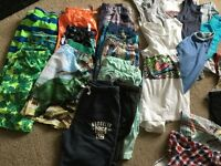 Boys bundle summer clothes
