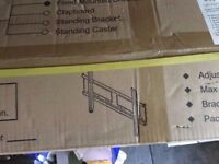 wall mounting kit for large tv brand new in box