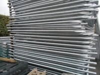 HERAS SITE SECURITY FENCE PANELS X 35