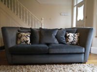 Immaculate Sofology 3 seater sofa. Was £1,699