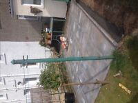 I M garden services garden tidy ups and maintence