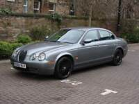 FINANCE AVAILABLE!!! 2005 JAGUAR S-TYPE 2.7 D V6 SPORT 4dr, FULL LEATHER, 1 YEAR MOT, AA WARRANTY