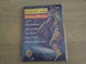 Vintage 1962 space book/original wrapper