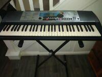 Yamaha Keyboard PSR 225GM with stand