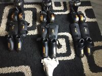 Tagb gladiator sparring gear excellent condition