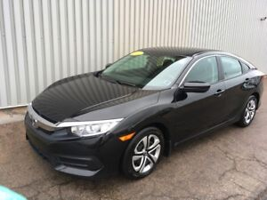 2017 Honda Civic LX EXCELLENT SEDAN WITH GREAT FUEL ECONOMY,...