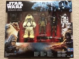 Star Wars: Rogue One 4 Pack Figure Set