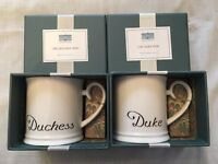 Duke & Duchess Mugs