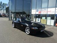 2003 53 BMW Z4 3.0 Z4 ROADSTER SSG 2d 228 BHP MOT JUL 2017 **** GUARANTEED FINANCE ****