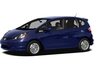 2012 Honda Fit LX BC OWNED