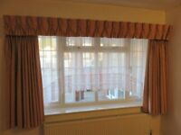 Curtains and Valance