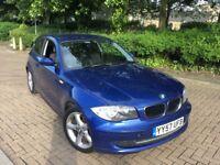 2008 57 BMW 118D SE 2.0 DIESEL MANUAL LONG MOT!!