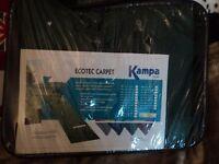 New.Ecotec.carpet. kampa.Green.Caravan.motorhome.campervan.awning.ground sheet. collect E46h