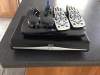 Sky + HD, Sky HD box and router