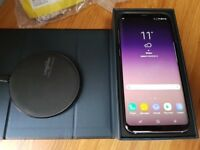 Samsung S8+Unlocked Blue Swap a iPhone 8 Plus