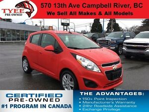 2013 Chevrolet Spark LT No Accidents Bluetooth