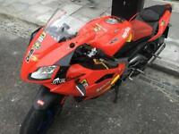 Aprilia rs 125 derestricted 140kit