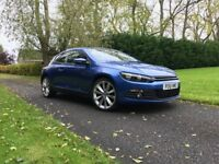 2011 Volkswagen Scirocco 2.0TDI Bluemotion Tech