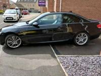 Bmw 330d m sport, swap, part x, full service history, long mot.