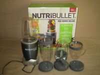 Nutribullet 600 series deluxe, as