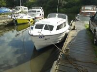 Mayland 20ft Cruiser, Fishing boat with 50hp outboard & trailer