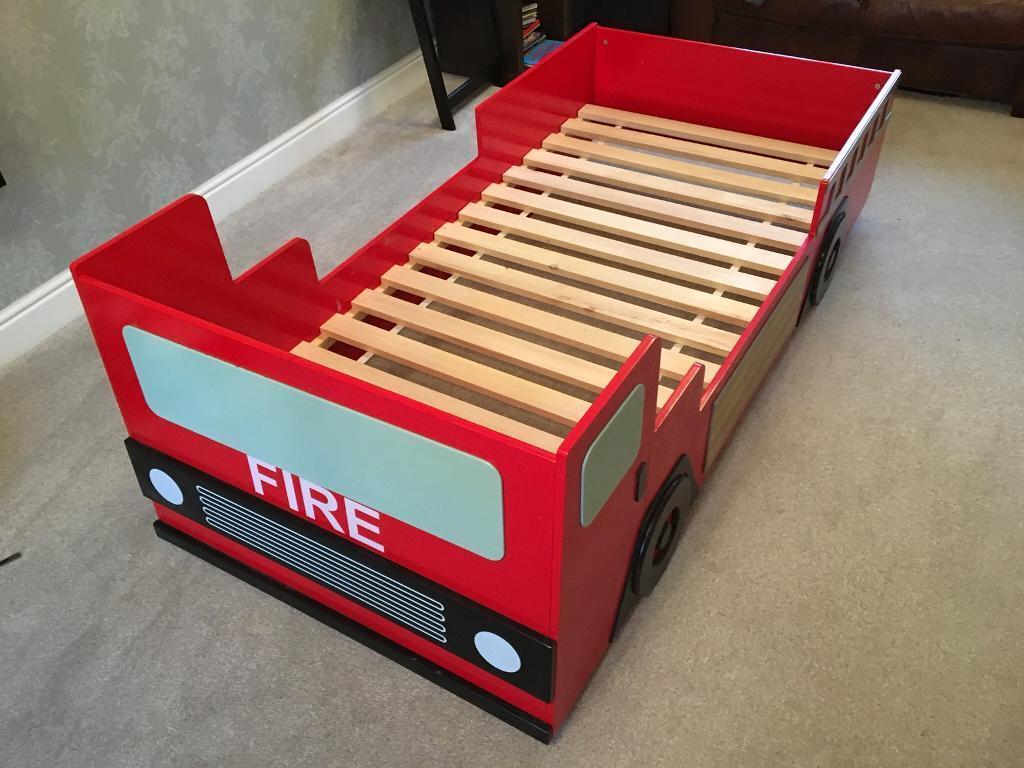 Fire Engine Single Bed Frame In Portishead Bristol Gumtree
