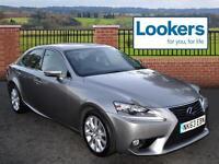 Lexus IS 300H LUXURY (silver) 2013-09-12