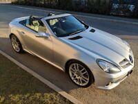 "Mercedes-Benz SLK 200 AMG (Full AMG Bodykit, Upgraded 18"" AMG wheels, AMG sports suspension)"