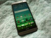 HTC One M9 - 32GB - Gunmetal Gray (Unlocked)
