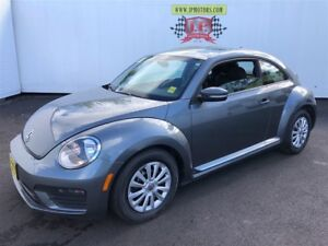 2017 Volkswagen Beetle Coupe Trendline, Heated Seats, Back Up, 5