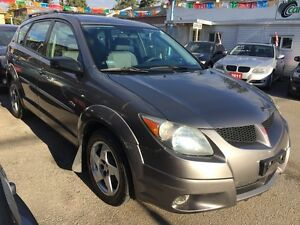2004 Pontiac Vibe Sunroof   Cruise Control   Excellent Condition