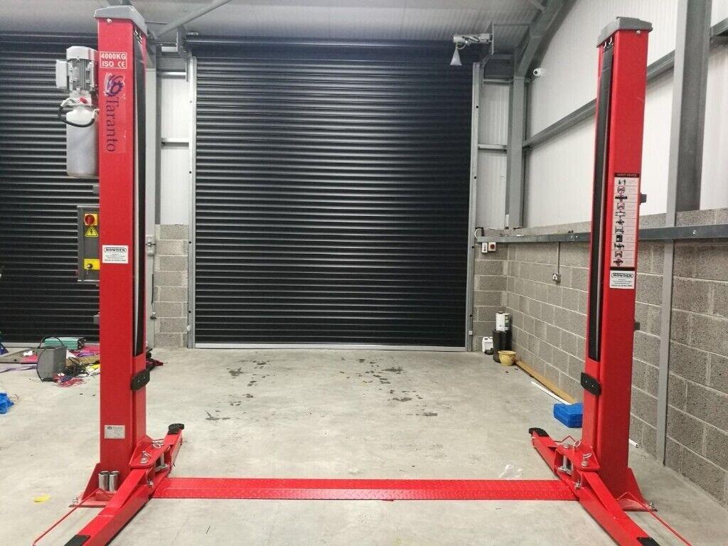 Single Post Garage Lift - Best Garage Design Ideas 2019