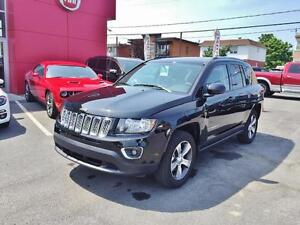 2016 Jeep Compass HIGH ALTITUDE, 4X4
