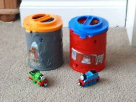 Thomas & Friends spiral traxk x2