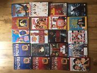 Job Lot DVD's and Box Sets )ver 130!