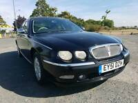 Rover 75 connoisseur 2 litre diesel BMW engine manual gearbox with mot PX clearance