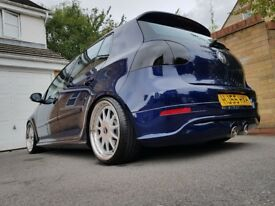 Mk5 golf gti turbo look look look